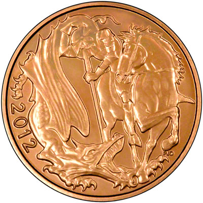 Reverse of 2012 Sovereign