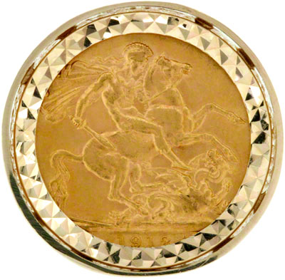 Sovereign Ring - Front View