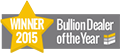 UK Bullion Dealer of the Year 2015